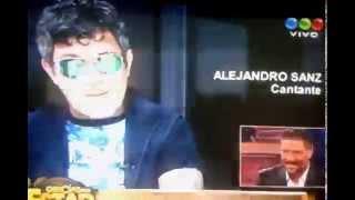 Joaquin Sabina y Alejandro Sanz en Gracias x venir Anécdotas con Cholo Simeone 28/06/2014