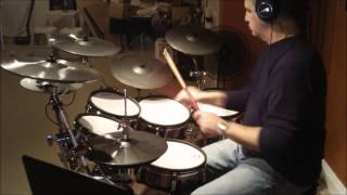 """Aerosmith - """"What Could Have Been Love"""" John Spagnoli Drum Cover"""