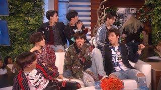 Why We Love BTS on Ellen!