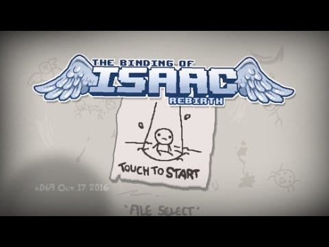 THE BINDING OF ISAAC REBIRTH Mobile iOS iPad Gameplay Video