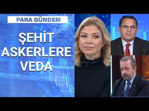 Şehit Askerlerimiz için Ankara'da tören düzenlendi | Para Gündem – 5 Mart 2021
