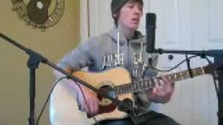 Jason Mraz I'm Yours Cover Acoustic Guitar Ahren Baesler