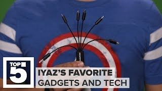 My favorite gadgets and tech of 2018 (CNET Top 5)