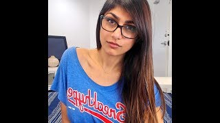 iLOVEFRiDAY - Mia Khalifa but every word is a google image