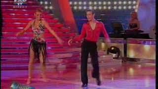 Cristina Rus si Bogdan Negrea - Cha Cha Cha ( Dansez pentru tine )