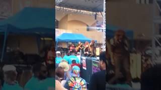 Flobots-Handlebars live at Wichita riverfest  2017