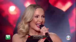 Claudia Leitte canta 'Magalenha' nas Audições - 'The Voice Brasil' | 5ª Temporada