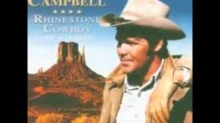 Glen Campbell- Rhinestone Cowboy- Alternative Version
