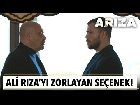Haşmet'ten Ali Rıza'yı zorlayan seçenek! | Arıza 11. Bölüm