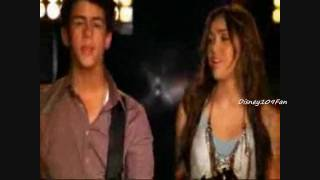 Demi Lovato, Jonas Brothers, Miley Cyrus, Selena Gomez- Send It On (HD)