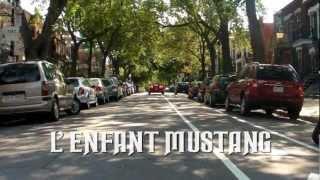 Remake générique K2000 - Knight Rider - Main Theme - K2000 - Mustang - Montréal