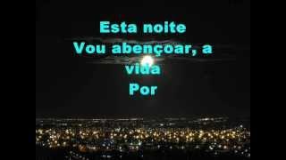 ESTA NOITE - poema  MARIA DE LURDES BRÁS - voz JOAQUIM SUSTELO