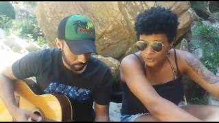 Diego Freitas ft. Michelle Vasconcelos - (cover) Liniker - Zero