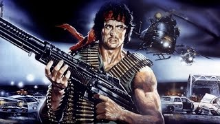 "Jerry Goldsmith — ""The Truck"" in ""Rambo: First Blood"" (1982) with Sylvester Stallone 1080p"