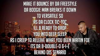 Dyablo - City Of The Padres (Ft.Boogie Man) (Lyric/Letra) (HD)