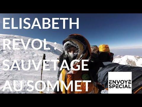 Envoyé spécial. Elisabeth Revol, sauvetage au sommet - 8 février 2018 (France 2) Nouvel Ordre Mondial, Nouvel Ordre Mondial Actualit�, Nouvel Ordre Mondial illuminati