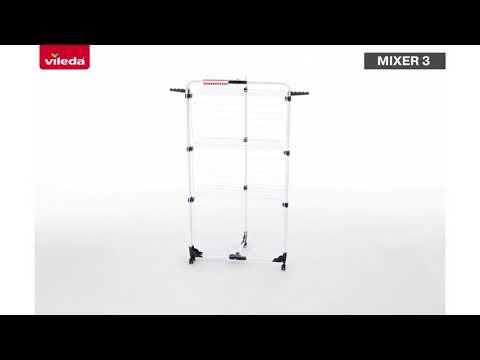 Tørretårn Vileda® Mixer 3