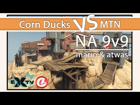 eXtv/EVLTV Live: UGC Plat S18 Week 1 - Corn Ducks vs MTN