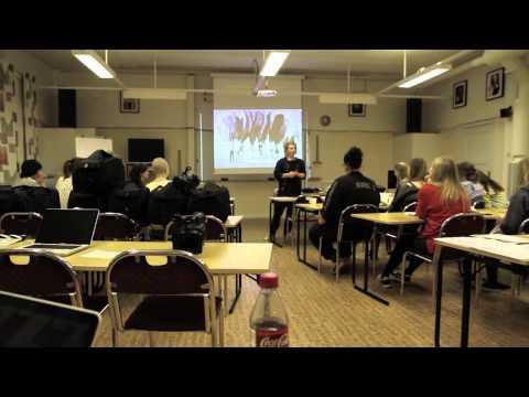 Filmläger för tjejer på Ålsta folkhögskola