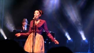 Nina Zilli - Piossasco Jazz Festival 2012 : L'inverno all'improvviso