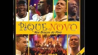 GRUPO PIQUE NOVO - DEIXA O AMOR ENTRAR (Ao Vivo)