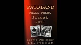 GYPSY PATO BAND 2019 -PRALA PHENA