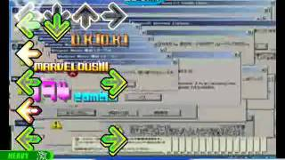 StepMania - Windows XP Error music (DEMONSTRATION)