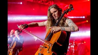 WOOSTOCK 2016 - APOCALYPTICA - NOTHING ELSE MATTERS - METALLICA