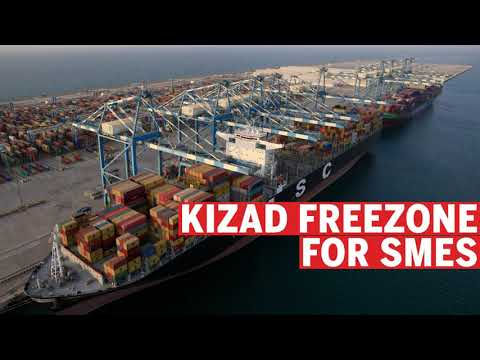 Abu Dhabi's KIZAD Freezone SME packages
