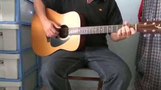 Joan Jett - I Love Rock N Roll (Acoustic Instrumental With TABS!!!) 1080p