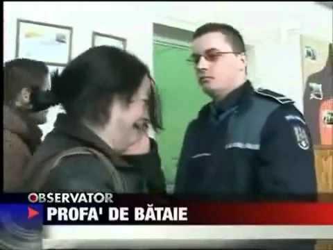 Kobiet się nie bije? Nie w Rumunii...