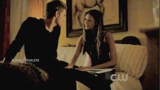 Stefan I Elena • Live your life with arms wide open♥