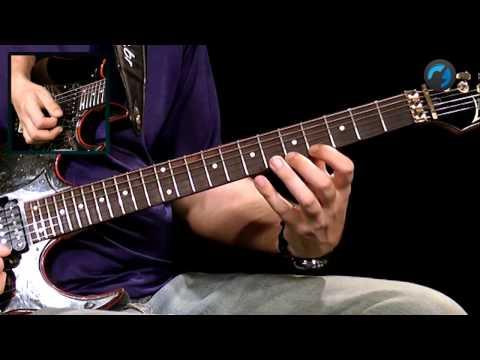 Exercício de Cromatismo para Guitarra