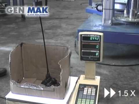 GMTE Jumbo Plus - Thiokol Ekstrüder Makinesi - Yüksek Kapasiteli