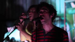 EL SONIDO REAL ---  LA LINEA (Festival Revolución Almada 2012)