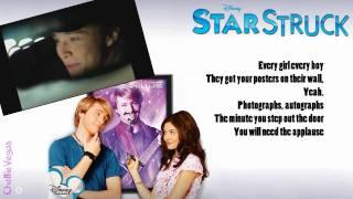 Sterling Knight - StarStruck (official music Video + Lyrics on Screen)