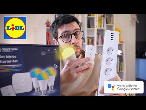 Recensione LIDL casa smart DOMOTICA
