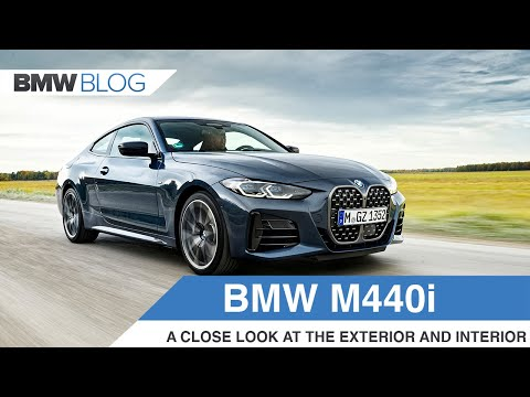 2021 BMW M440i (4 Series) - Walkaround And Design Review