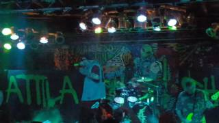 Let's Get Abducted by Attila (partial) Live! St Louis 10-29-16
