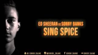 Ed Sheeran vs Sonny Banks - Sing Spice (Erick Zajac Mashup)