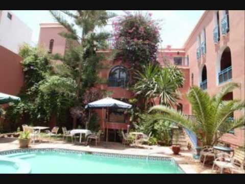 Découvrez le Riad Imourane au Maroc – Hotel Restaurant Agadir