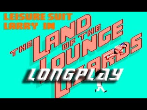 Leisure Suit Larry in the Land of the Lounge Lizzards - Amiga - Not Commented