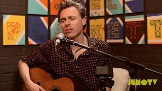 "Joel Plaskett Performs ""Hard Times"" on Vault Sessions | JUNO TV"