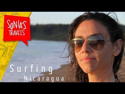 Travel Nicaragua: Surfing