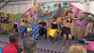 """""""Le Souffle Mahoi"""" danses de Polynésie - Vannes Télé"""