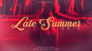 Late Summer Riddim - Dancehall / Zouk Instrumental Beat 2017 (Prod. OGE BEATS)