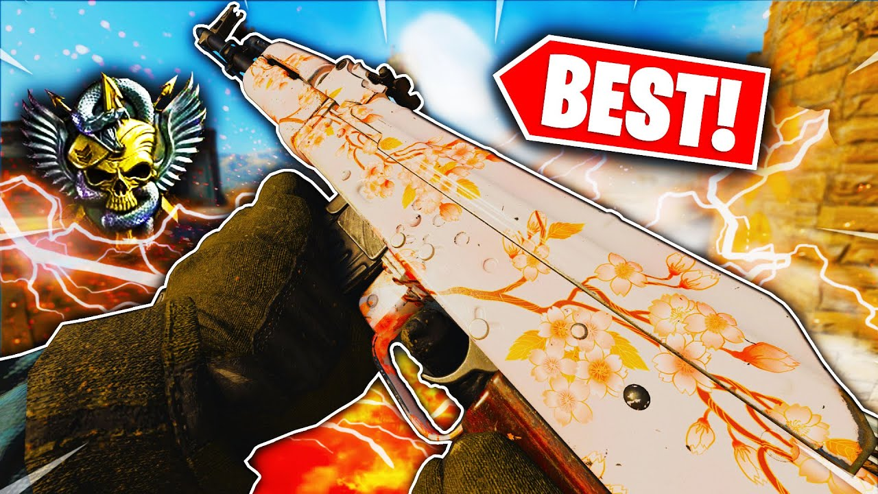 TheGibblesTribute - YOU NEED to TRY THIS AK-47 CLASS..🤩 100 KILL NUKETOWN GAMEPLAY! (COLD WAR NUKETOWN 84)