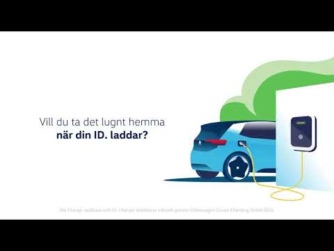 Volkswagen We Charge - laddning hemma