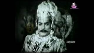 Sri Krishna Rayabaram - 1960 ( Panupu Sannivesam Rare Video ) width=
