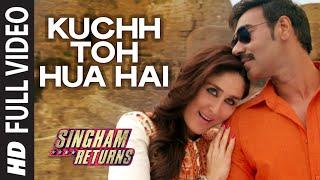 Official: Kuchh Toh Hua Hai Full VIDEO Song | Singham Returns | Tulsi Kumar | Ankit Tiwari